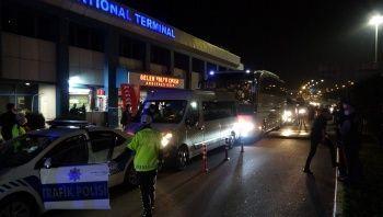 Derbi öncesi tansiyon yükseldi! Trabzon'da Fenerbahçe kafilesine sözlü saldırı!