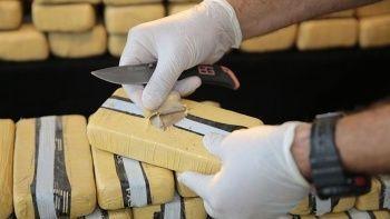 Dev uyuşturucu operasyonu: 405 kilogram eroin ele geçirildi
