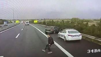 Doktorun hayatını kaybettiği kaza anı kamerada