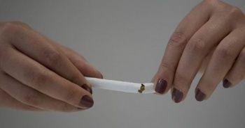 Dünyada 100 milyon kişi sigarayı bırakmak için çabalıyor