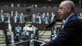 Erdoğan'dan 'yeni anayasa' mesajı: Uzlaşma olursa kısa sürede neticelendiririz