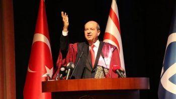 Ersin Tatar'dan KKTC muhalefetine tepki: Beni 'Ankara'nın papağanı' olarak tanıtıyorlar