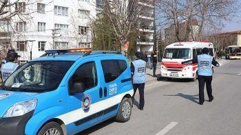 Eskişehir'de resmi araçta cinsel istismar iddiası! Zabıtalar açığa alındı