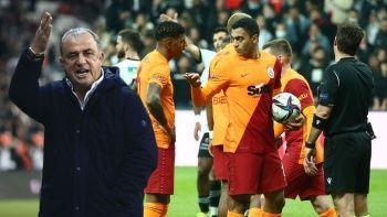 Fatih Terim'den Mostafa Mohamed'e penaltı tepkisi