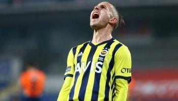 Fenerbahçe'de Dimitris Pelkas gözden çıkarıldı!