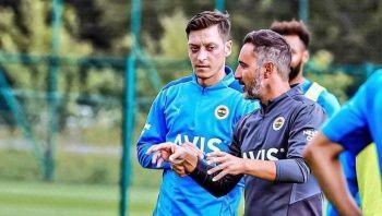 Fenerbahçe'de Vitor Pereira'ya Mesut Özil uyarısı!