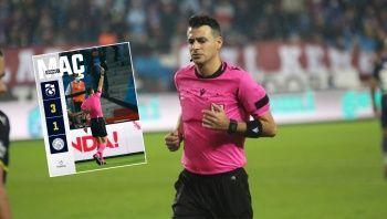 Fenerbahçe'den Ali Şansalan'a tweet'li tepki!