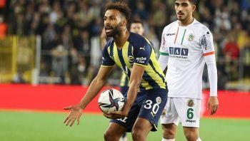 Fenerbahçe evinde ağır yaralı! Maç sonucu: Fenerbaçe 1-2 Alanyaspor