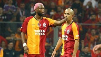 Galatasaray'da iki ayrılık birden: Devre arası gidiyorlar