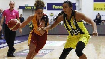 Galatasaray Fenerbahçe basketbol maçı kaç kaç bitti? FIBA Kadınlar Avrupa Ligi karşılaşması hangi kanalda yayınlanacak?