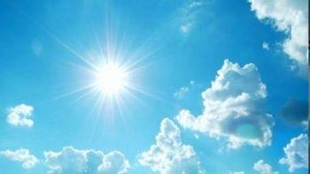 Havalar ısınıyor, 33 dereceye kadar çıkacak
