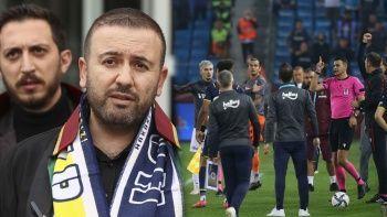 Hukukçu Fenerbahçeliler Derneği Ali Şansalan hakkında suç duyurusunda bulundu