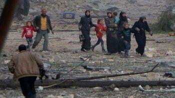 İdlib'de siviller canlı kalkan olarak kullanılıyor