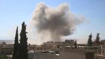 İdlib'e topçu saldırısı: 4 kişi öldü