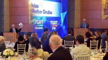 İhlas Medya Grubu iletişim ajanslarını ağırladı