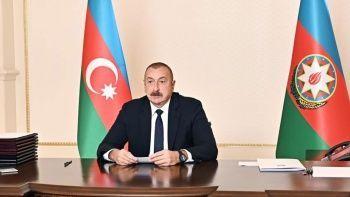 İlham Aliyev'den İran ve Ermenistan açıklaması