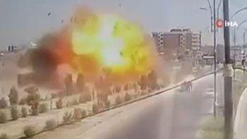 Irak'ta emniyeti hedef alan intihar bombacısı etkisiz hale getirildi