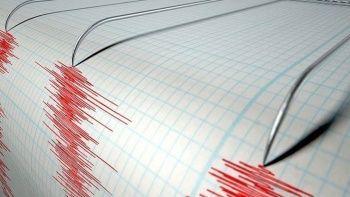 İran'da 5 büyüklüğünde deprem!
