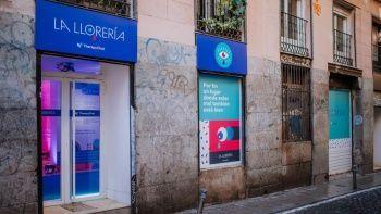 İspanya'da 'Ağlama Evi' açıldı