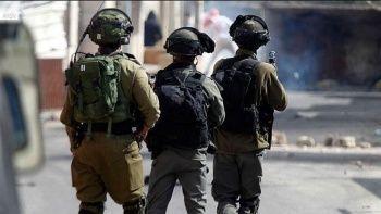 İsrail'den Filistinlilere gerçek mermilerle müdahale