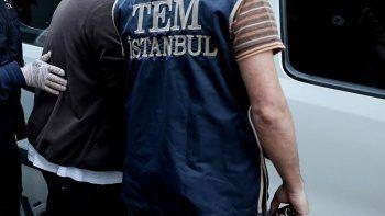 İstanbul'da DEAŞ'a operasyon: 16 gözaltı