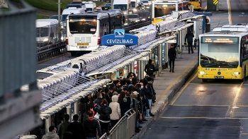 İstanbul'un kurtuluşu dolayısıyla 6 Ekim'de toplu ulaşım ücretsiz olacak