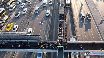 İstanbul'un trafik çilesi her geçen gün artıyor