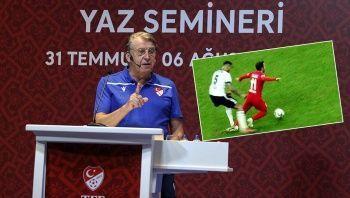 Jaap Uilenberg'ten Josef de Souza açıklaması: Pozisyon kırmızı kart mı?