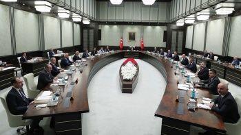 Kabine Cumhurbaşkanı Erdoğan başkanlığında toplanıyor! Büyükelçilerin durumu belli olacak