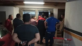 Kargo çalışanı düştüğü asansör boşluğunda hayatını kaybetti
