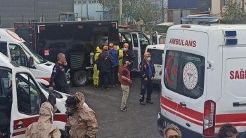 Kimyasal madde fabrikasında patlama: Üç çocuk babası işçi hayatını kaybetti