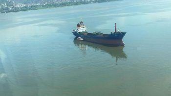 Körfezi kirleten gemiye 1.8 milyon TL ceza