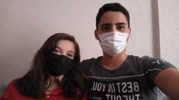 Koronaya yakalanan genç çiftin 'aşı' pişmanlığı