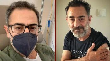 Ünlü oyuncu Ayberk Pekcan akciğer kanserine yakalandı