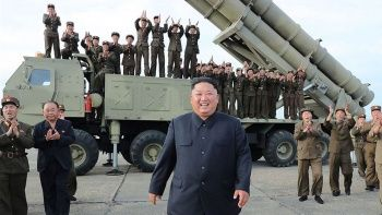 Kuzey Kore'den ABD tehditlerine karşı ordu hamlesi