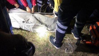 Kuzusunu kurtarmak için gölete giren çocuk öldü