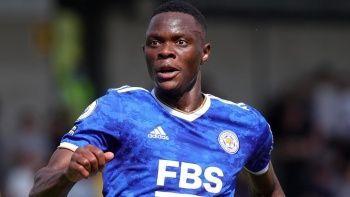 Leicester'in forveti Zambiyalı Patson Daka tarihe geçti!