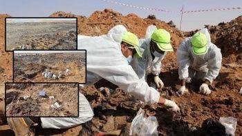 Libya'da 5 yeni toplu mezar: 200 cesede ulaşıldı