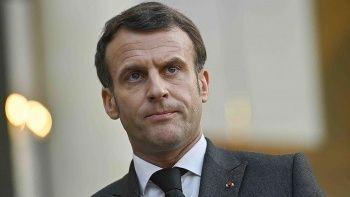 Macron'un sağlık kartını kullanan gence 135 euro para cezası