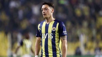 Mesut Özil: Tepkim maçaydı, kimseyi hedef almadım
