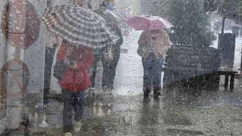 Meteoroloji 47 il için uyardı, 6 şehir için sarı alarm verdi: Kuvvetli sağanak geliyor (18 Ekim hava durumu)