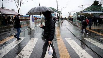 Meteoroloji'den İstanbul başta olmak üzere birçok ilde sağanak uyarısı (7 Ekim hava durumu)