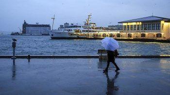 Meteoroloji'den sarı kodlu uyarı: Gök gürültülü, kuvvetli yağış geliyor! 1 Ekim Cuma hava durumu