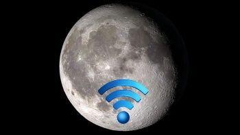 NASA Wi-Fi'yi Ay'a taşıyor