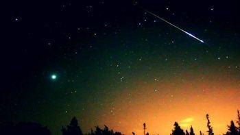 Orinoid meteor yağmuru ne zaman?