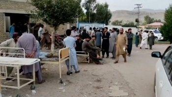 Pakistan'da deprem: 20 ölü 300'den fazla yaralı