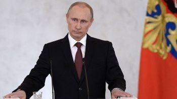 Putin, İsrail'den yardım istedi