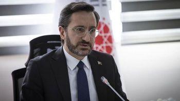 Reuters'un Kavcıoğlu haberini Altun yalanladı