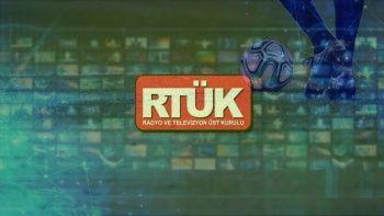 RTÜK şifresiz yayımlanacak maçları duyurdu