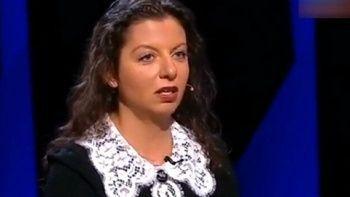 Rus gazeteci Margarita Simonyan'dan küstah sözler: Kars ve Ağrı Dağı Rusya'nındır